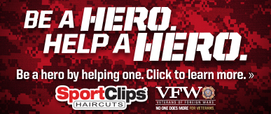 Sport Clips Haircuts of Chanhassen ​ Help a Hero Campaign